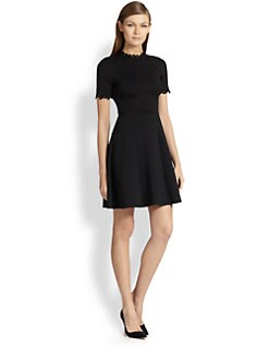 Erdem - Armel Lace-Trimmed Dress