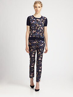 Erdem - Arizona Floral Sweater