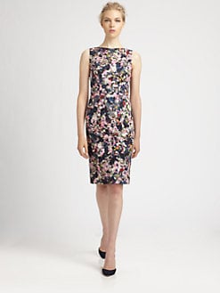 Erdem - Floral Anna Maria Dress