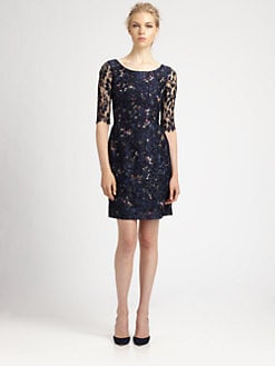 Erdem - Leonie Lace Dress