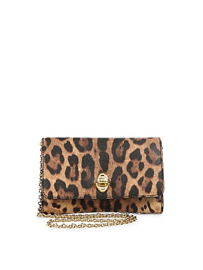 Taorima Animal-Print Clutch