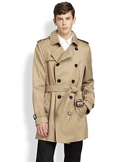 Burberry London - Britton Modern-Fit Trenchcoat