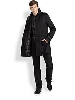 Burberry London - Britton Single-Breasted Trenchcoat
