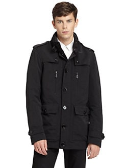 Burberry London - Bowden Performance Nylon Jacket
