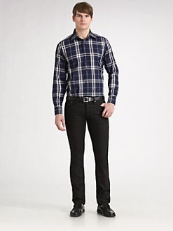 Burberry Brit - Check Sportshirt