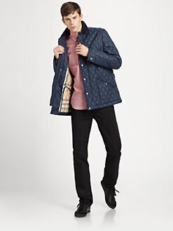 Burberry Brit - Roden Quilted Jacket