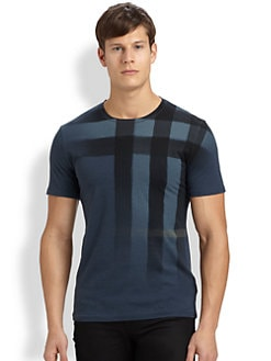 Burberry Brit - Graphic Check Tee