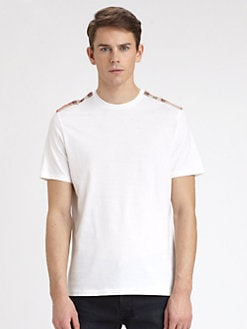 Burberry Brit - Shoulder Check Tee