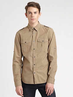 Burberry Brit - Cotton Sportshirt
