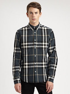 Burberry Brit - Adken Check Shirt
