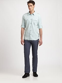 Burberry Brit - Solid Sportshirt