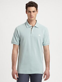 Burberry Brit - Cotton Pique Polo