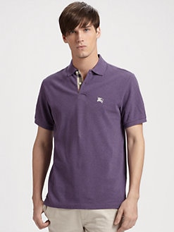 Burberry Brit - Modern-Fit Polo