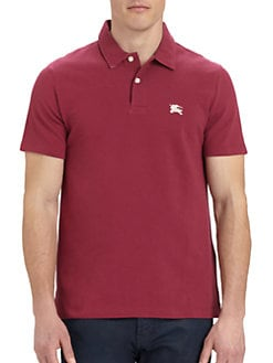 Burberry Brit - Pique Cotton Polo