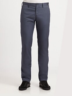 Burberry Brit - Albany Cotton Trousers