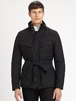 Burberry London - Shackleton Outerwear Jacket