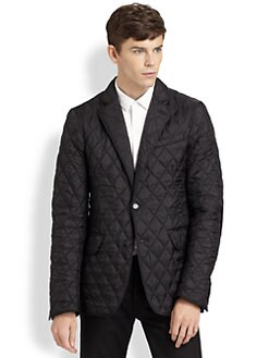 Burberry London - Ledbury Quilted Blazer