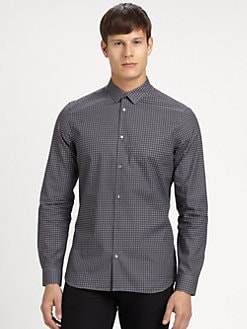 Burberry London - Pembury Printed Sportshirt