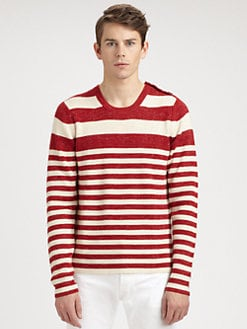 Burberry Brit - Pierece Striped Sweater