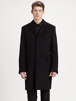 Burberry London - Brewster Single-Breasted Wool & Cashmere Coat