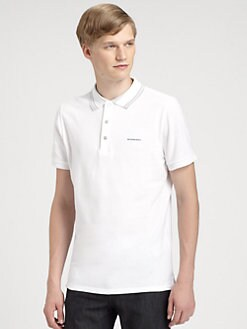 Burberry London - Basic Pique Polo