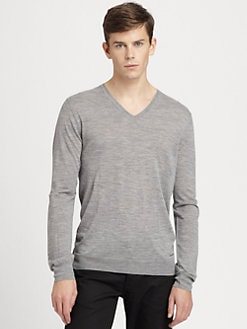 Burberry London - Kilkerran Merino Wool Sweater