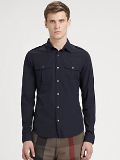 Burberry Brit - Cotton Shirt