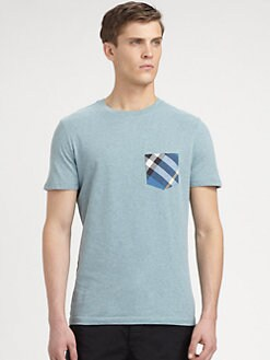 Burberry Brit - Melange Jersey Tee