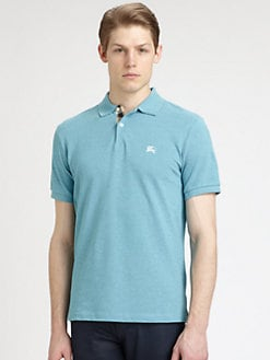 Burberry Brit - Classic Melange Polo