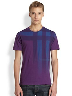 Burberry Brit - Eburne Check T-Shirt