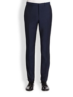 Burberry London - Moorgate Mohair Trousers