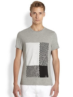 Burberry Brit - Potter Graphic T-Shirt