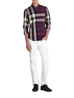 Burberry Brit - Fred Exploded Check Sportshirt