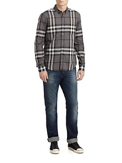 Burberry Brit - Woven Check Shirt