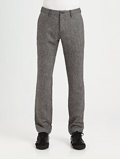 Burberry Brit - Tweed Slim-Fit Pants