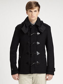 Burberry London - Short Duffel Coat
