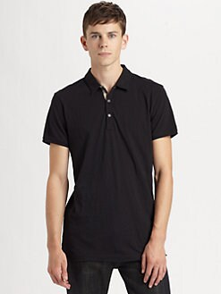 Burberry Brit - Slubby Polo