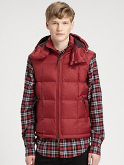 Burberry Brit - Military Core Down Vest
