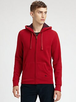 Burberry Brit - Hooded Sweatshirt