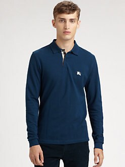 Burberry Brit - Cotton Jersey Polo