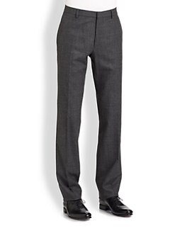 Burberry London - Moorgate Stretch Wool Trousers