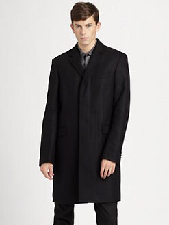 Burberry London - Brewster Single-Breasted Overcoat