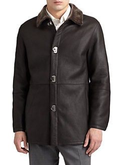 Salvatore Ferragamo - Shearling Jacket