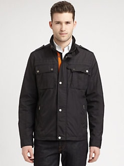 Cole Haan - Technical Oxford Jacket