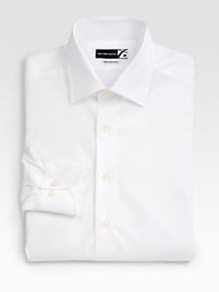 Saks Fifth Avenue Men's Collection - Broadcloth Dress Shirt