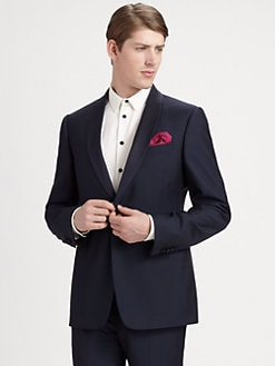 Armani Collezioni - Two-Button Wool Tuxedo