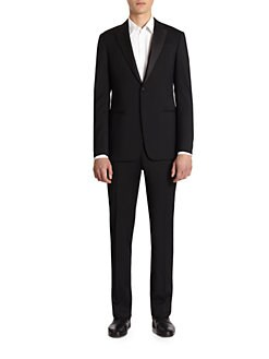 Armani Collezioni - Basic Two-Button Tuxedo