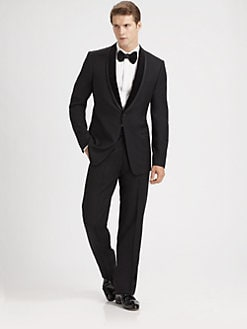 Armani Collezioni - Shawl Collar Tuxedo
