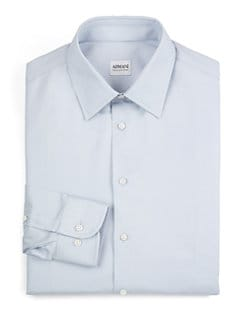 Armani Collezioni - Modern-Fit Dress Shirt