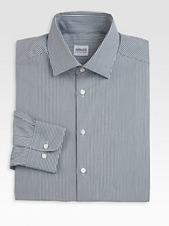 Armani Collezioni - Double Stripe Dress Shirt